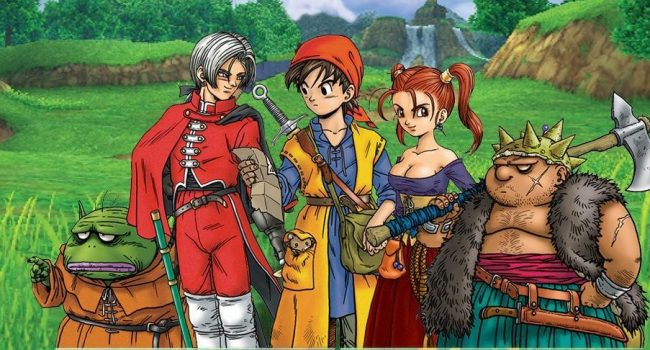 DQ8 - Dragon Quest VIII