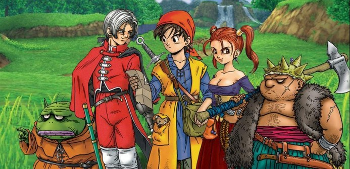 DQ8 - Dragon Quest VIII