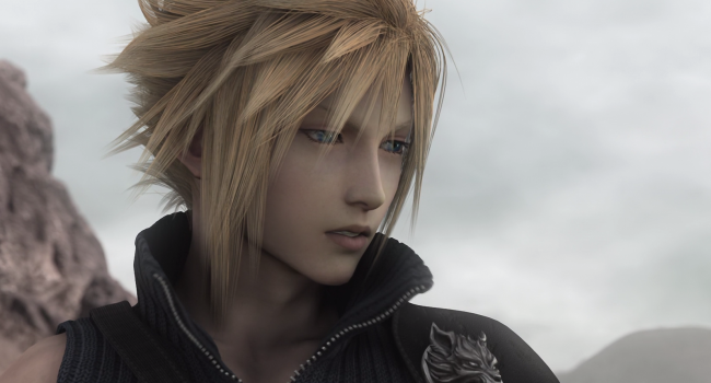 FF7 AC - Final Fantasy VII Advent Children
