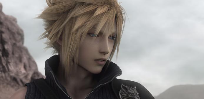 FF7 AC - Final Fantasy VII Advent Children