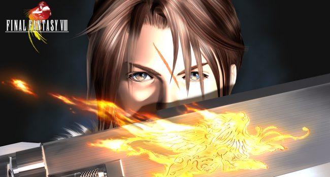 FF8 - Final Fantasy VIII