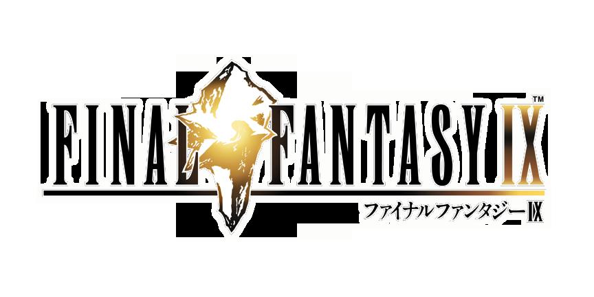 FF9 - Final Fantasy IX Logo