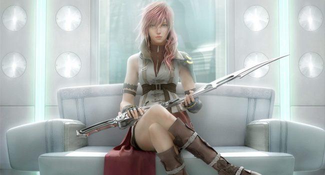 FF13 - Lightning, Final Fantasy XIII