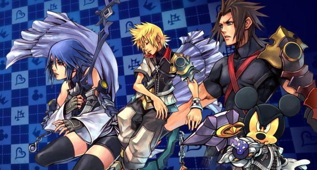 KH Birth by sleep - Kingdom Hearts sur PSP