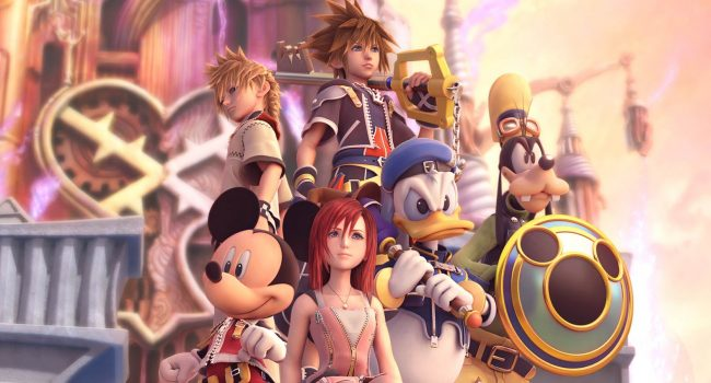 kh2 - kingdom hearts II