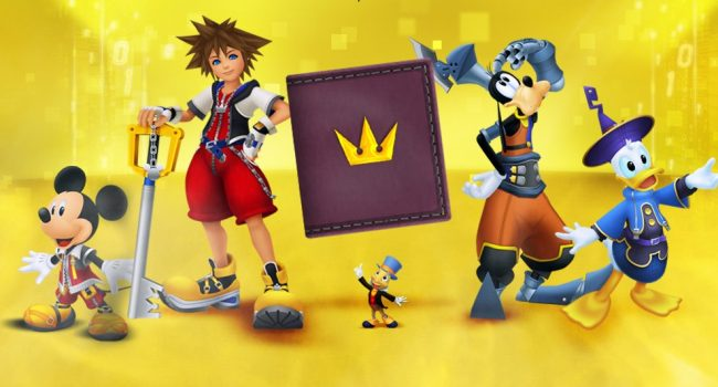 KH Recoded - Kingdom Hearts sur DS