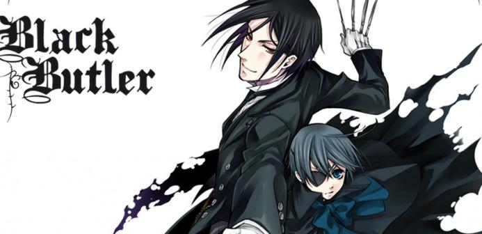 Black Butler, le manga