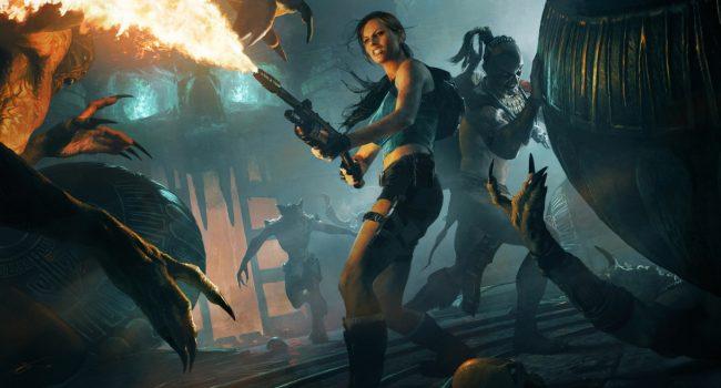 Lara Croft et le Gardien de la lumière