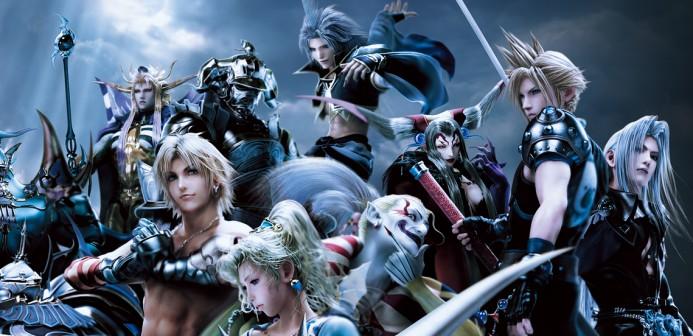Dissidia - Final Fantasy 012