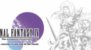 Ouverture des portes pour le site officiel de Final Fantasy IV : The Complete Collection