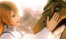 Final Fantasy III sur iPad