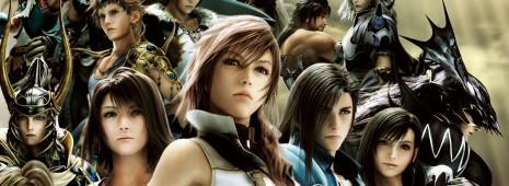 Dissidia 012[duodecim] Final Fantasy PSP