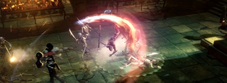 Dungeon Siege III Anjali