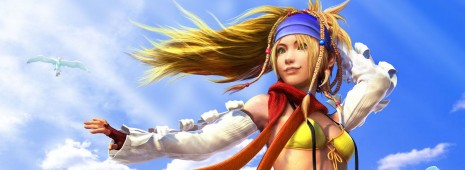 Final Fantasy X-2 Rikku Cosplay