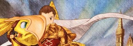 Final Fantasy Tactics sur iPhone, et bientot sur iPad