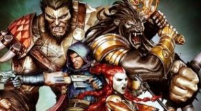 Heroes of Ruin annoncé par Square Enix