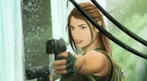 [Fanart] Lara Croft en action !