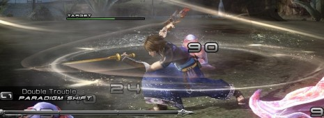Final Fantasy XIII-2 en images !