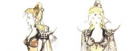 Final Fantasy IV Rosa Farrell en cosplay