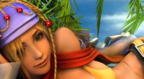 [Fanart] Rikku de Final Fantasy X-2 prend la pose