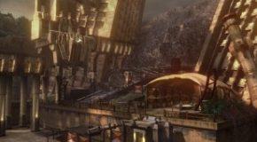 Présentation de Massif Yaschas, l'une des zones du jeu de Final Fantasy XIII-2