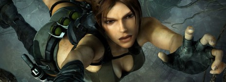 Tomb Raider - Lara Croft se fait un McDrive