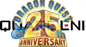 Des Slimes façon or pour célébrer l'anniversaire de Dragon Quest