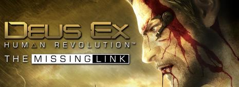 Deus Ex Human Revolution - First DLC - The Missing Link - DXHR