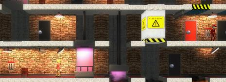 Elevator Action Deluxe sur le PSN