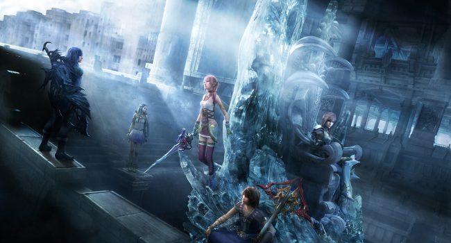 FF13-2 - Final Fantasy XIII-2