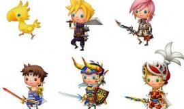Theatrhythm Final Fantasy trailer