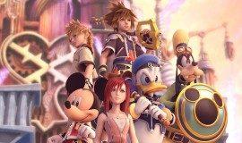 Le site de Kingdom Hearts fait peau neuve pour ses 10ans !