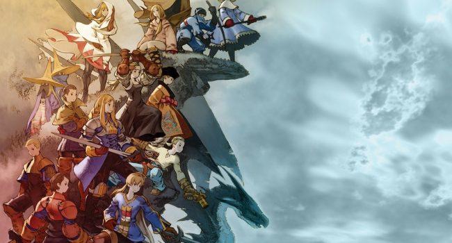 FFT - Final Fantasy Tactis