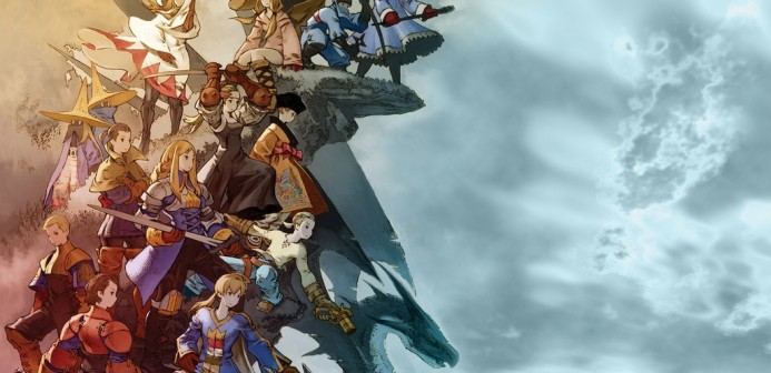 FFT - Final Fantasy Tactis