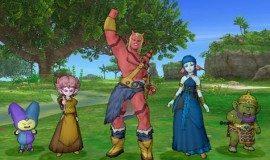 Une nouvelle vidéo pour Dragon Quest X