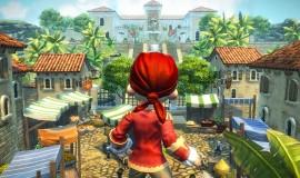 Gameglobe, création de jeux d'action aventure