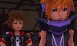 Nouveaux screenshots pour Kingdom Hearts 3D