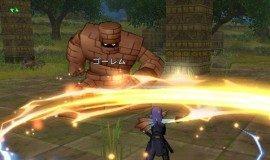 Des images de Dragon Quest X, les combats !