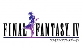 Final fantasy IV Logo - FF4