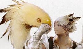 Final Fantasy XIV Artwork 2.0