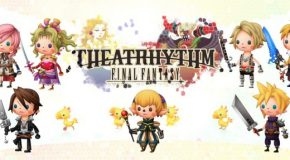Le test de Theatrhythm Final Fantasy est disponible !