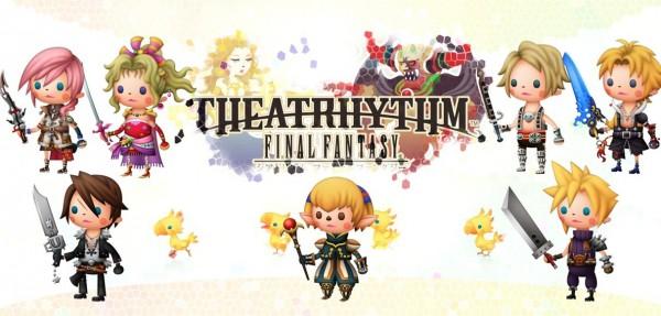 Le test de Theatrhythm Final Fantasy est disponible