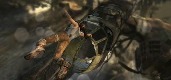 Crystal Dynamics présente une nouvelle vidéo de Tomb Raider !