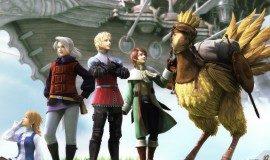 Final Fantasy III, en français sur PS Vita et PSP !