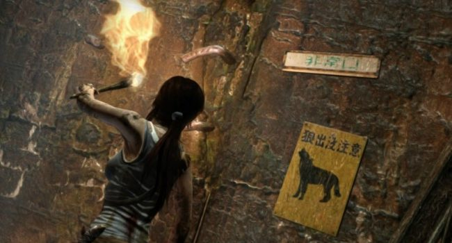 Tomb Raider - Reboot Picture Gamescom