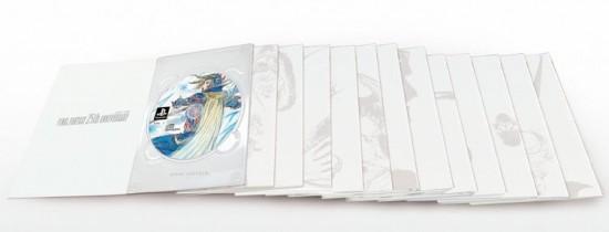 Square Enix présente l'intégral des Final Fantasy dans une édition collector !