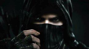 Thief fait le beau en vidéo