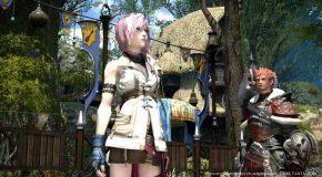 Final Fantasy XIV : A Realm Reborn débarque en avril sur PS4