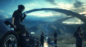 Un trailer de plus pour Final Fantasy XV