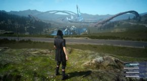 Verdict sur la démo de Final Fantasy XV